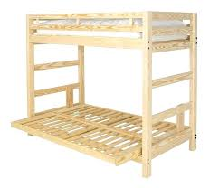White Futon Bunk Bed Loft Futon Bunk Bed Plans Futons With Maxi White 7 Sofa And