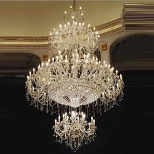 Contemporary Foyer Chandelier Stylish Foyer Crystal Chandeliers Determine The Height Of The