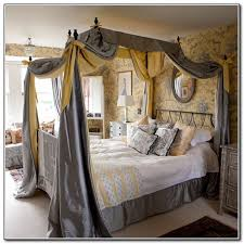 King Canopy Bedroom Sets Bedroom Design Ideas - King size bedroom sets with padded headboard
