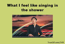shower singing find make share gfycat gifs