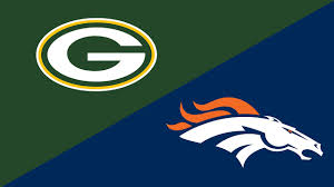 Green Bay Packer Flag Week 8 Preview Green Bay Packers Denver Broncos Youtube