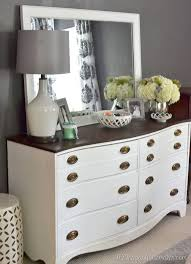 Decorating A Bedroom Dresser Best 20 Dresser Mirror Ideas On Pinterest Bedroom Dressers With