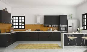 interior kitchen design l shaped kitchen design ideas seating u with