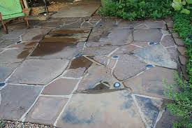 How Much Is A Flagstone Patio Hardscape Materials Products Flagstone