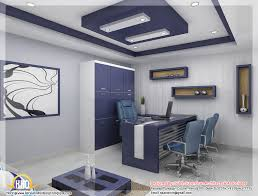 Home Design 3d Kerala by Beautiful 3d Interior Office Designs Kerala Home Design And
