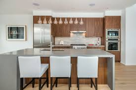 Tri Level Home Kitchen Design by Rhode Island Street Eastwood Development