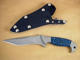 tactical military combat professional service knife care by jay