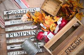 easy fall vignette decor ideas a night owl blog
