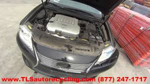 used lexus es 350 for sale in nh parting out 2013 lexus es 350 stock 6124bl tls auto recycling