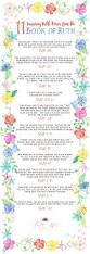 11 inspiring bible verses book ruth scriptures