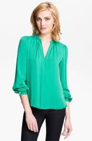 diane von furstenberg u0027kelly u0027 silk blouse nordstrom style