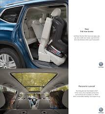 volkswagen atlas interior sunroof clay cooley volkswagen park cities new volkswagen dealership in