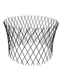 amazon com master garden products circular willow lattice fence
