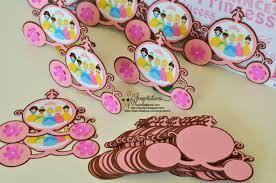 jingvitations disney princess inspired birthday invitations