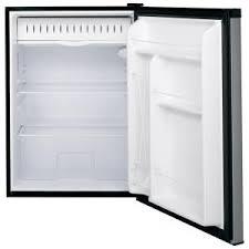 24 Inch Exterior Door Home Depot Ge 5 6 Cu Ft Mini Refrigerator In Stainless Steel Gce06gshsb