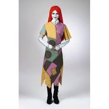 Sally Halloween Costume Size Nightmare Christmas Sally Costume Heart