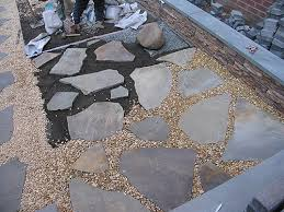 Gravel Calculator For Patio Using Pea Gravel For Patios Photo Tennessee Blue Stone And Pea