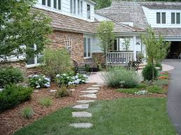 Landscape Curb Appeal - front yard curb appeal landscaping marvelous 17 front yard