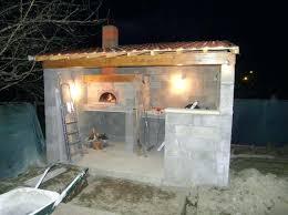 comment construire une cuisine exterieure construire une cuisine d ete 5 comment exterieure superb sa 14