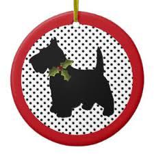 scottie ornaments keepsake ornaments zazzle