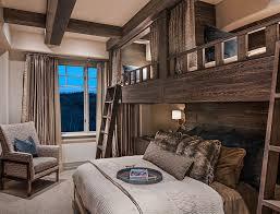 Bunk Beds Built Into Wall Bring Bunk Beds Into Your Home Home Garden Design Ideas Articles