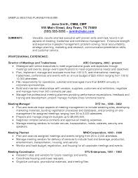 Sample Resume Event Coordinator by Community Relations Resume Free Resume Example And Writing Download