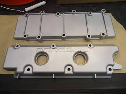 seymour alumi blast valve covers alternative to powder coating pelican parts