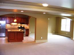 basement kitchens ideas basement kitchens with living room team galatea homes basement