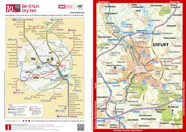 Weimar Germany Map by Map Of Erfurt Location And Travel Information Erfurt Tourismus