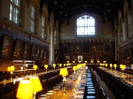 Hogwarts Dining Hall by As The Clock Ticks Visiting Nicole At Oxford
