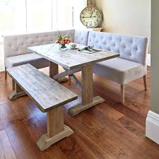 upholstered bench seat for dining table farmhouse benches for