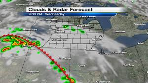 Ohio Radar Map by Great Lakes Severe Weather Event Expected Tonight