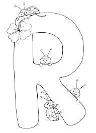 halloween coloring pages letters arterey info