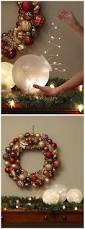 make at home christmas decorations how to make paper ornaments earrings bring holiday atmosphere your