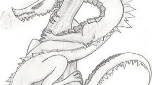 dragon drawing in pencil deviantart more like robo pencil