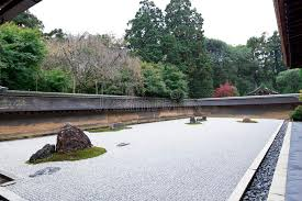 zen rock garden in ryoanji temple stock photos image 37236153