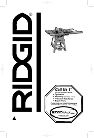 ridgid saw ts3650 pdf user u0027s manual free download u0026 preview