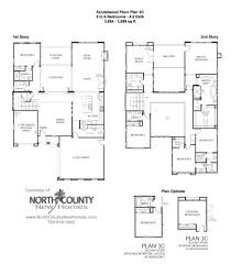 sandalwood at la costa oaks floor plan 3 new homes in la costa