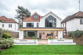 50 degrees north architects two storey side and rear extension in