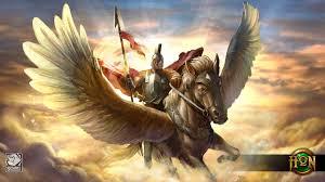 pegasus u0026 bellerophon heroes of newerth lore