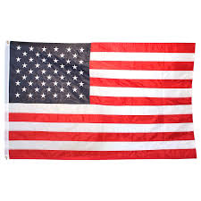 Flag White On Top Red On Bottom Amazon Com Us Flag 3x5 Ft Embroidered Stars Sewn Stripes