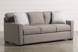 Tempurpedic Sleeper Sofas by Silas Memory Foam Queen Sleeper Living Spaces
