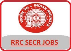 south east central railway recruitment 2018 rrc secr jobs 305