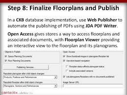 Floor Plan Database Jda Floor Planning Webinar By Cantactix Every Square Foot Matters