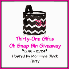 mommy u0027s block party great gift options from thirty one gifts