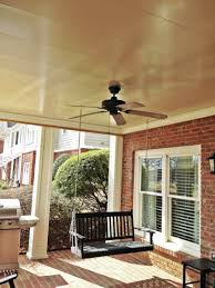 Wood Porch Ceiling Material by Under Deck Drainage Roundup Professional Deck Builder