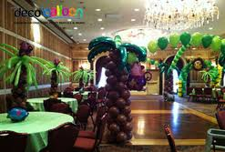safari decorations balloon decorations balloon decorations in new jersey balloon