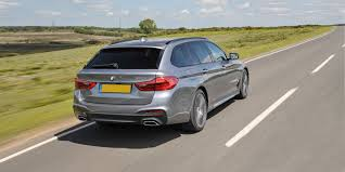 bmw 5 series touring review carwow