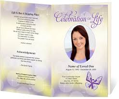 funeral phlet ideas best photos of free templates funeral program designs funeral
