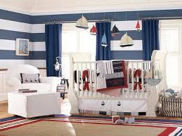 Nautical Baby Boy Room Themes